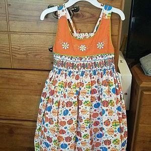 Girls Spring Dress Size 5